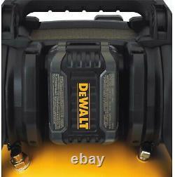 Dewalt DCC2560T1 60V MAX FLEXVOLT 2.5 GALLON CORDLESS AIR COMPRESSOR KIT