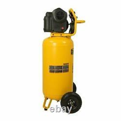 Dewalt-DXCM271 27 Gallon 200 PSI Portable Vertical Electric Air Compressor