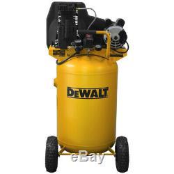 Dewalt DXCMLA1983054 1.9-HP 30-Gallon (Belt-Drive) Dual Voltage Air Compressor
