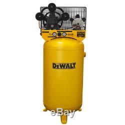 Dewalt DXCMLA4708065 4.7-HP 80-Gallon Single-Stage Air Compressor