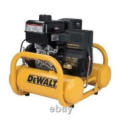 Dewalt DXCMTA5090412 Gas Powered AIR COMPRESSOR 4 Gallon