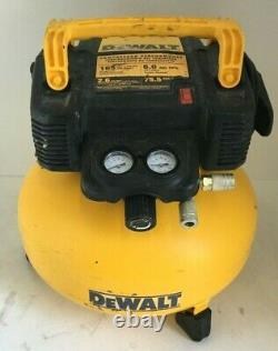 Dewalt Dwfp55126 Pancake Style 6 Gallon 165 Psi Air Compressor Gr
