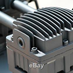 EMAX Hulk Silent Air Portable Air Compressor- 2 HP 10 Gallon Model# HP02P010SS