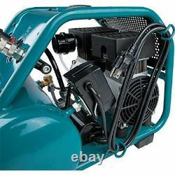 Electric Air Compressor Quiet Series, 1 HP, 2 Gallon, Oil-Free NEW & FREE SHIP