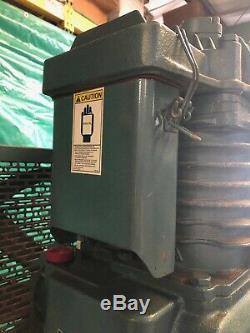 FS-Curtis E-57 80-Gallon Air Compressor (3-Phase) 5HP