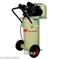 Garage Mate Single Stage Portable 115 Volt 20 Gallon Vertical Air Compressor