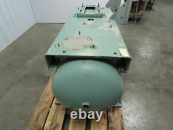 Gardner Denver Electra Screw 25 HP Air Compressor Tank 100 Gallon WithBase 125PSI