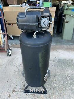 Husky C201H 20 Gallon 175 PSI Oil Free Portable Vertical Electric Air Compressor