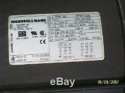Ingersoll Rand 80-gallon 2-stage Air Compressor 230/460v, Model 2475