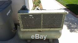 Ingersoll Rand Air Compressor Model Type 30 3TM. 60 Gallon Tank. 5 HP motor