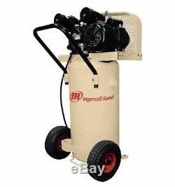 Ingersoll Rand Garage Mate 20 Gallon Portable Electric Air Compressor