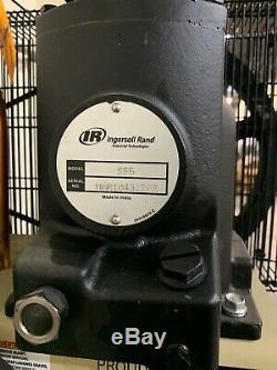 Ingersoll rand 240v 60 gallon electric air compressor