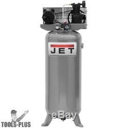 JET 506601 3.2HP 208/230V 1Ph 60 Gallon Vertical Air Compressor New