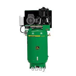 John Deere 80-Gallon Air Compressor #AC2-80ES-1