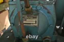 Kellogg American # 335TVX Air Compressor w 5 HP Baldor Motor & 80 Gallon Tank