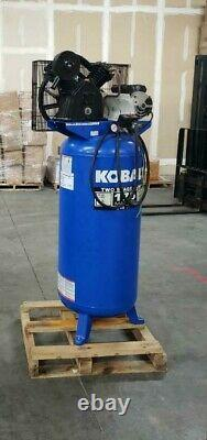 Kobalt 60-Gallon Two Stage Corded Electric Vertical Air Compressor
