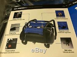 Kobalt QUIET TECH 2-Gallon Portable Shop Electric Hot Dog Air Compressor