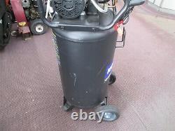 Kobalt QUIET TECH 26-Gallon Portable Electric Vertical Air Compressor 150PSI 26G