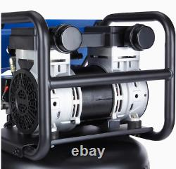 Kobalt QUIET TECH 26-Gallon Single Stage Portable Electric Vertical Air Compress