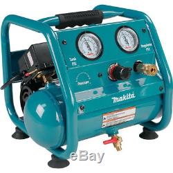 Makita AC001 1-Gallon 58-Cfm Oil-Free Compact Air Compressor