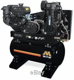 Mi-T-M AG2-SK14-30M 30 Gallon Two-Stage Combination INCLUDES ELECTRIC START