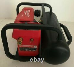 Milwaukee 2840-20 M18 FUEL 2 Gallon Compact Quiet Compressor, GR