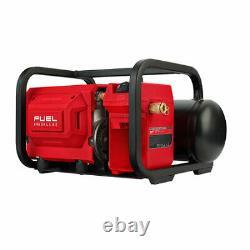 Milwaukee 2840-20 M18 Fuel 2 Gallon Compact Quiet Compressor (Bare Tool)