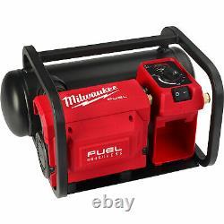 Milwaukee M18 FUEL Cordless 2 Gallon Quiet Portable Air Compressor