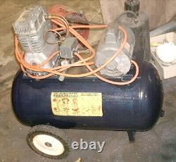 -PICK UP ONLY- Sears Air Compressor 20 Gallon 120 Volt Working