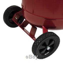 Porter Cable 1.5 HP 20 Gallon Oil-Free Vertical Air Compressor
