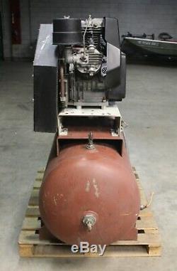 Powerex 7.5 HP Air Compressor OBS0757, 3 Phase 230/460V, 120 Gallon Tank