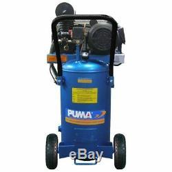 Puma 1-HP 11-Gallon (Belt-Drive) Portable Air Compressor
