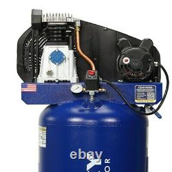Quincy 3.5-HP 60-Gallon (Belt Drive) Single Stage Air Compressor (230V 1-Phase)