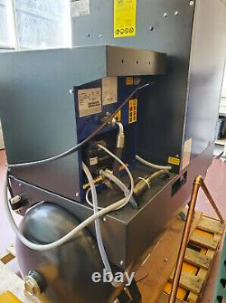 Quincy QGS-5 Rotary Screw Air Compressor 5 HP with Dryer and 60 Gallon Tank