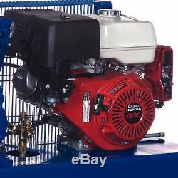 Quincy QT 13-HP 30-Gallon Two-Stage Truck Mount Air Compressor with Honda Engine