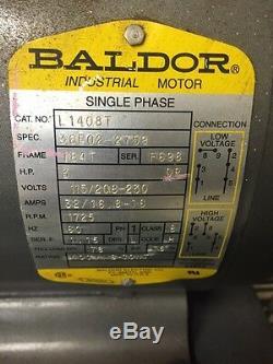 Quincy QT50CB Climate Control Air Compressor 3HP 80 Gallon Horizontal Tank