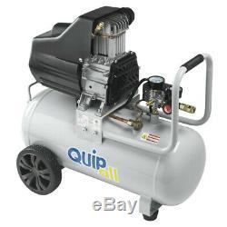 Quipall 8-2 2 HP 8 Gallon Steel Compressor New