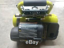 RYOBI 18V One+ Cordless Portable 1 Gallon Air Compressor Model# P739