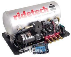 RideTech AirPod Air Compressor System 3 gallon Digital 30314000
