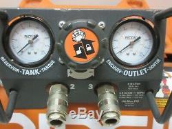 Ridgid External 5 Gallon Air Compressor Reservoir Tank From Tri-Stack Unit Nice