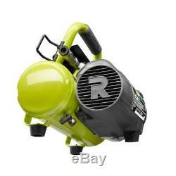 Ryobi P739 18v One+ Cordless 1 Gallon Portable Air Compressor 18 Volt -tool Only