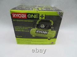 Ryobi P739 One+ 18V 1 Gallon Compressor