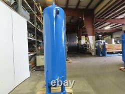 Scaife 38372 200 Gallon Vertical Compressed Air Receiver Storage Tank 125 PSI