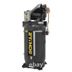 Schulz Direct Drive Audaz 5hp 80-gallon Two-stage Air Compressor (230v 1-phase)