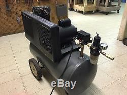 SpeedAire compressor 2HP 20 gallon tank