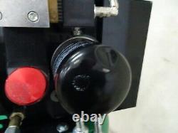 Speedaire Rotary Screw Air Compressor 3 Phase 7.5hp 90 Gallon 40hu42 New Scratch