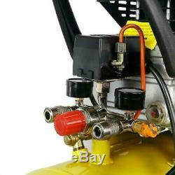 Stark Portable 3.5HP Quiet Air Compressor 10-Gallon Tank Air Compressor Ultra Co