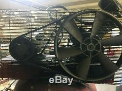 Two stage 80 gallon 7hp Husky Air Compressor