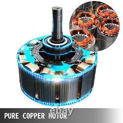 Ultra Quiet Air Compressor, Air Compressor 18.5 Gallon, 4 HP Oil Free Compressor