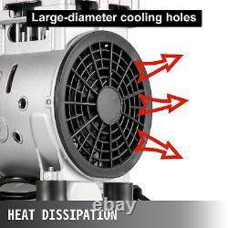 Ultra Quiet Air Compressor, Quiet Air Compressor 15.8 Gallon Oil Free Compressor